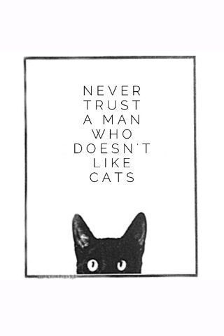 never .