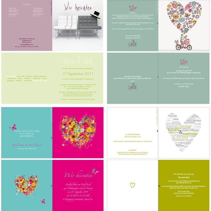 64 besten Hochzeitskarten Bilder auf Pinterest