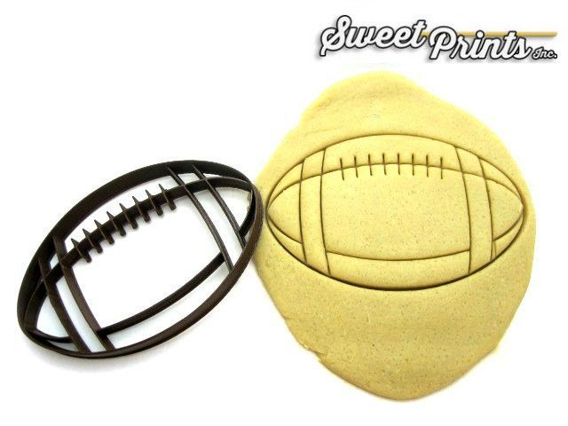 Football Cookie Cutter/Multi-Size
