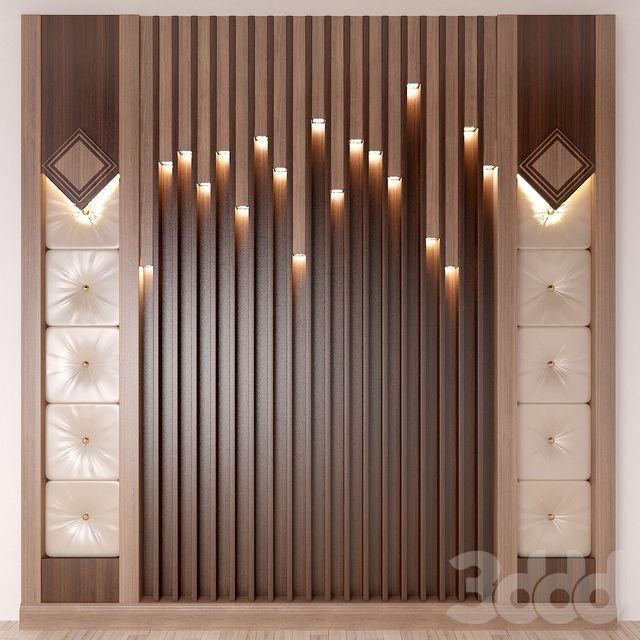 Bedroom 03 Bedroom03 Raumteiler Wall Decor Design Wall Panel Design Wall Design #wall #panel #design #for #living #room