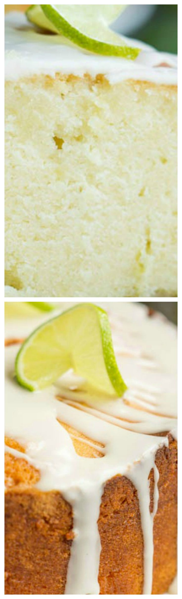 Scratch Made Key Lime Pound Cake with Key Lime Glaze ~ A bright and moist pound cake that is sure to please your palate. Full of flavor, this dessert is great for entertaining.
