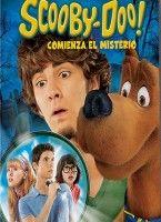 Poster de la Peli Scooby-Doo: Comienza el misterio