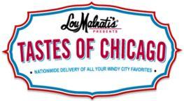 Can order Lou Malnati's Pizza, Portillo's Italian Beef & Hot Dogs, Eli's Cheesecakes, Garrett's Popcorn, Carson's Ribs, Vienna Beef & Hot Dogs, Bobak Polish Sausage, and many others