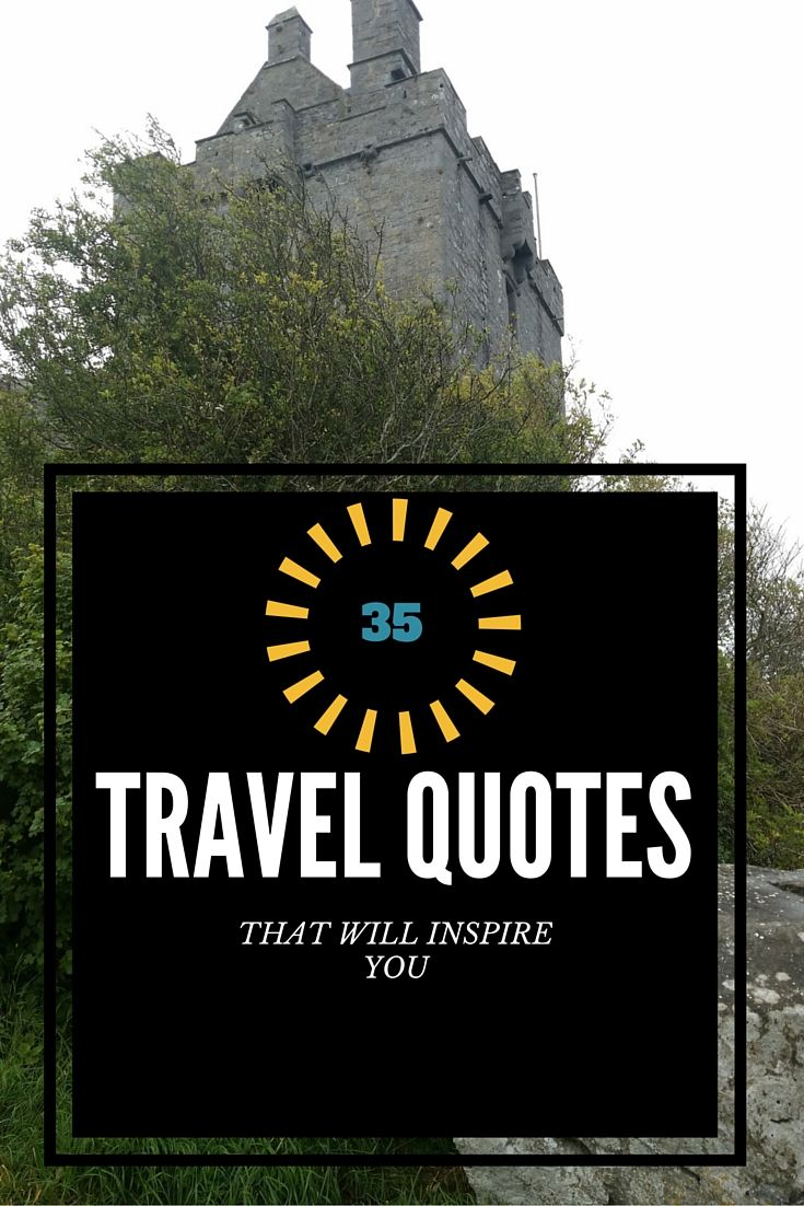 Get motivated to TRAVEL. #travelquotes #travel
