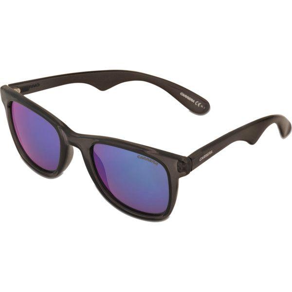 Carrera CARRERA 6000L/N sunglasses ($76) ❤ liked on Polyvore featuring accessories, eyewear, sunglasses, blue, carrera sunglasses, blue sunglasses, blue lens sunglasses, blue glasses and carrera eyewear