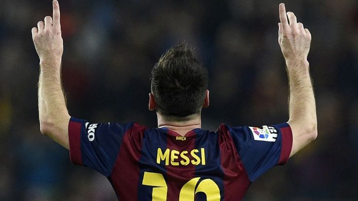 PLAYER RATINGS // Magical Messi breaks new ground