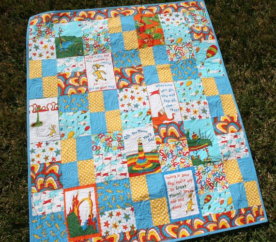 56 Best Images About Oh The Places Youll Go Quilt On