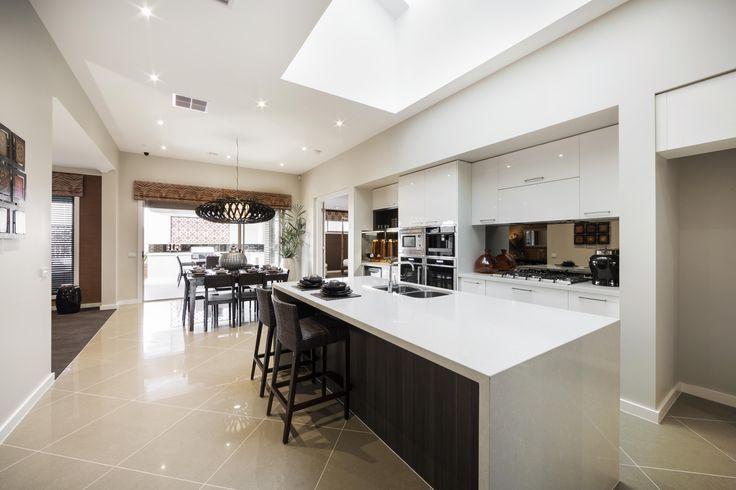 Riverview Kitchen - Simonds Homes #interiordesign
