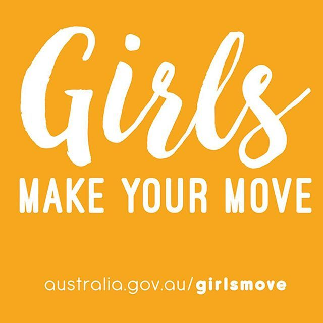Look out for the Girls Make Your Move campaign starting tonight on your TV screens #girlsmakeyourmove #girlsmove