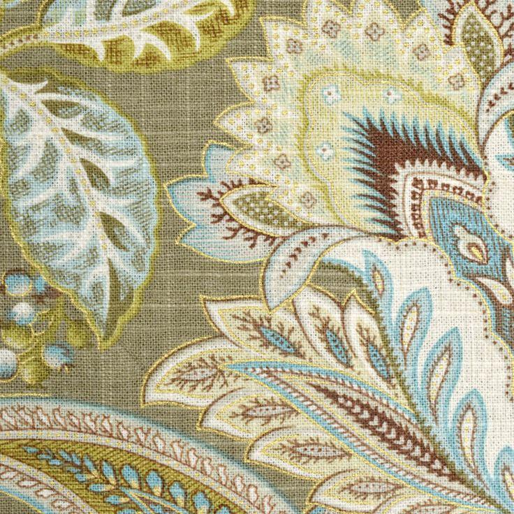Swavelle / Mill Creek Valdosta Heather Fabric - Image 2