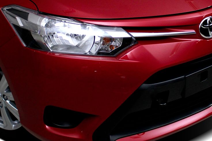 Toyota All New Vios - Front Lamp - AUTO2000