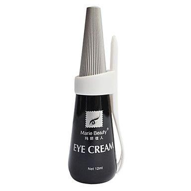 Ripsien ja kaksinkertainen silmäluomen liimaa (12 ml) - EUR € 1.35