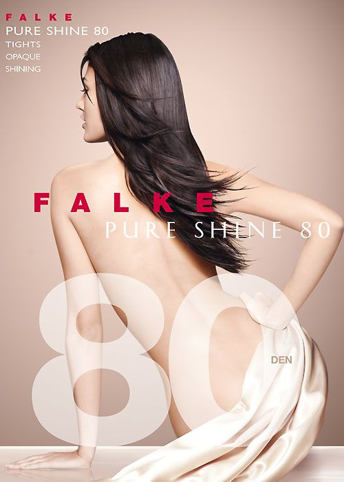 Falke Pure Shine 80 Tights