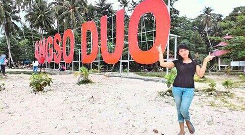 @pulau angso, pariaman (west sumatera)