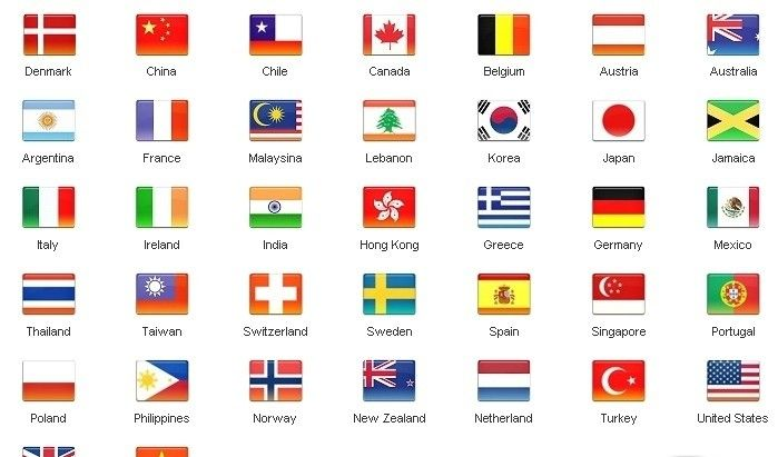 Image Result For Flags Of The World Free Printables World Flag