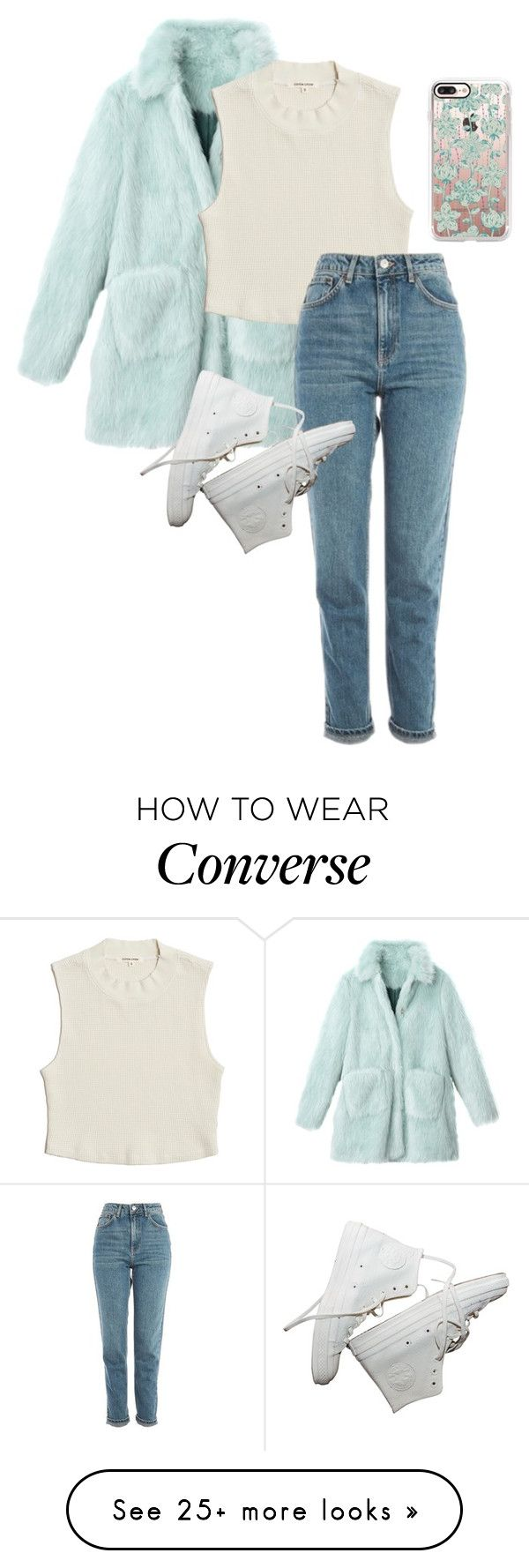 """""""hey hey hey"""" by causelovinghimwas-red on Polyvore featuring Topshop and Casetify"""