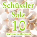 weiter zu - Schüssler Salz 10
