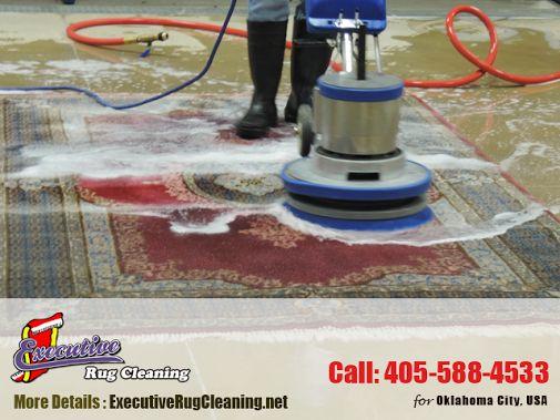 Executive Rug Cleaning Oklahoma