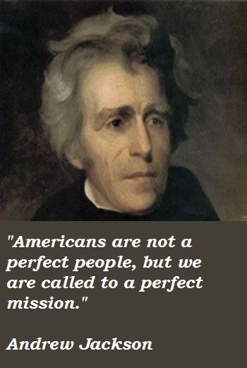 andrew jackson was a bad president essay This is why andrew jackson was a terrible president he threatened to kill south carolinians when the spoils system corrupted the government.
