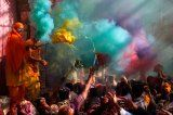 an explosion of color at holi 2014...awesome photos @The Daily Beast ...#holi #holi2014