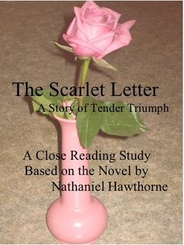 25 best my literature units at tpt images on pinterest close the scarlet letter quizzes and close reading study guides a sad story with a brilliant fandeluxe Gallery