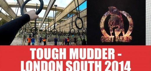 Tough Mudder London South 2014 action video