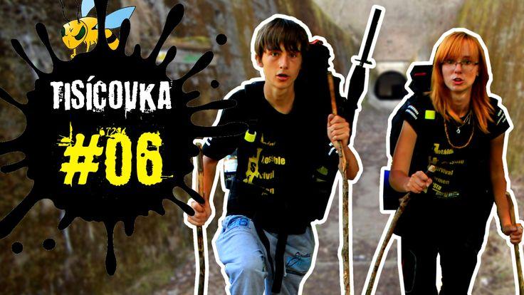 Šílená výzva ujít tisíc kilometrů pokračuje. Sourozenci tentokrát míří k Brdům, ale jejich cestu ohrozí nemilé překvapení... #tisicovka #sixt #fullhd #czech #feetnoborders