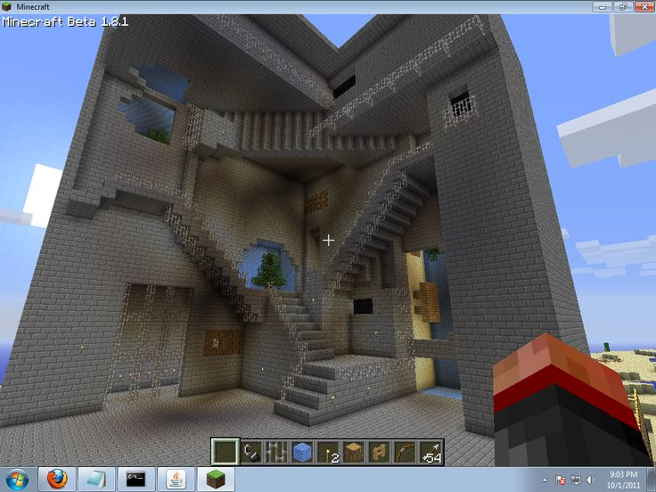 awesome minecraft  | So that's awesome, I think. Your turn, folks! What awesome stuff have ...