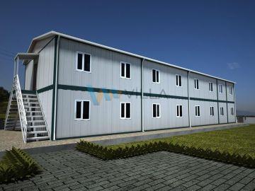 Konteyner Ofis 405 m², Konteyner Ofis , Konteyner Ofis Fiyatları, Konteyner Fiyatları villa yapı dizaynı ile prefabrikevfiyatlari.com'da