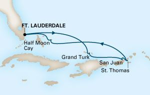 HAL (Holland American Lines) 7-day Eastern Caribbean Cruise, January 3 2016, ms Nieuw Amsterdam.  Possible belated 50th birthday trip for me.  And my sister, too!