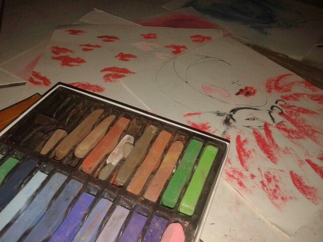 ❤ soft pastel