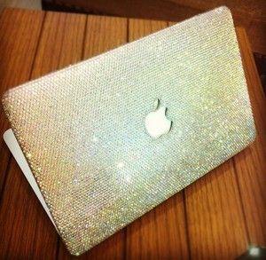 #apple #mac #macbook #glitter