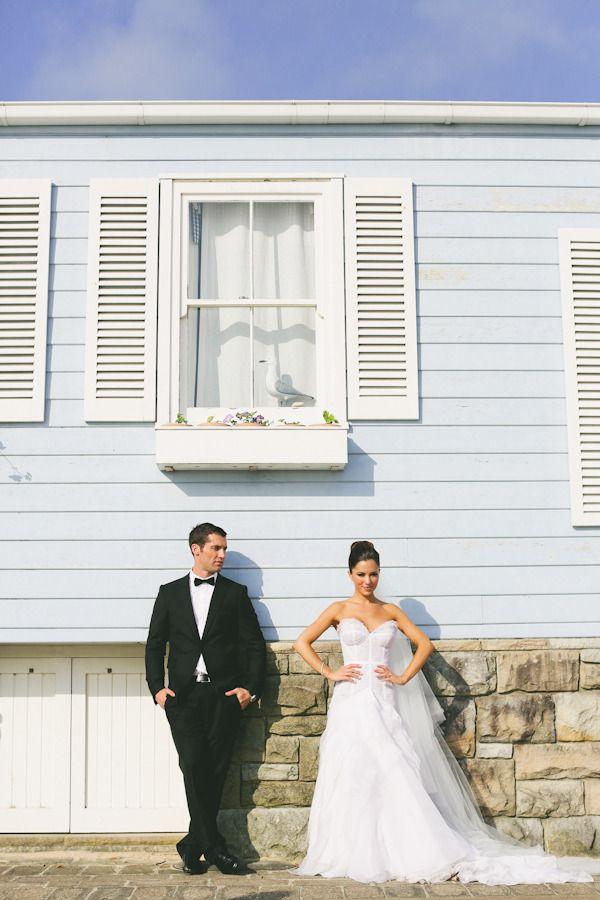 Photography: Lara Hotz Photography - larahotz.com Event Planning: White Rabbit Projects - whiterabbitprojects.com.au  Read More: http://www.stylemepretty.com/australia-weddings/new-south-wales-au/sydney/2013/03/14/watsons-bay-wedding-from-lara-hotz-photography-white-rabbit-projects/