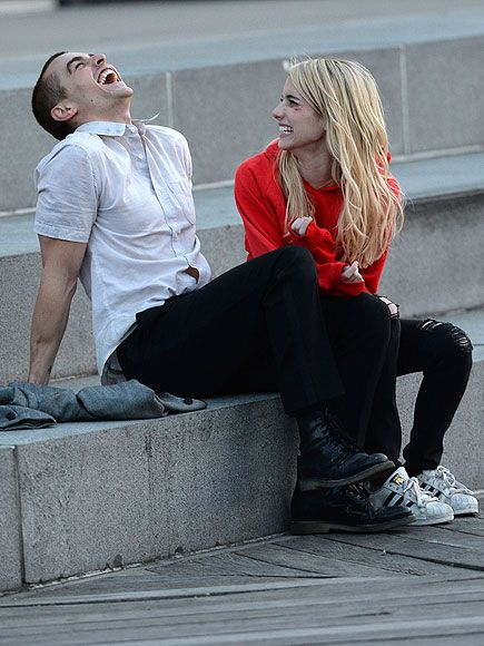HEIGHT OF HILARITY photo | Dave Franco, Emma Roberts