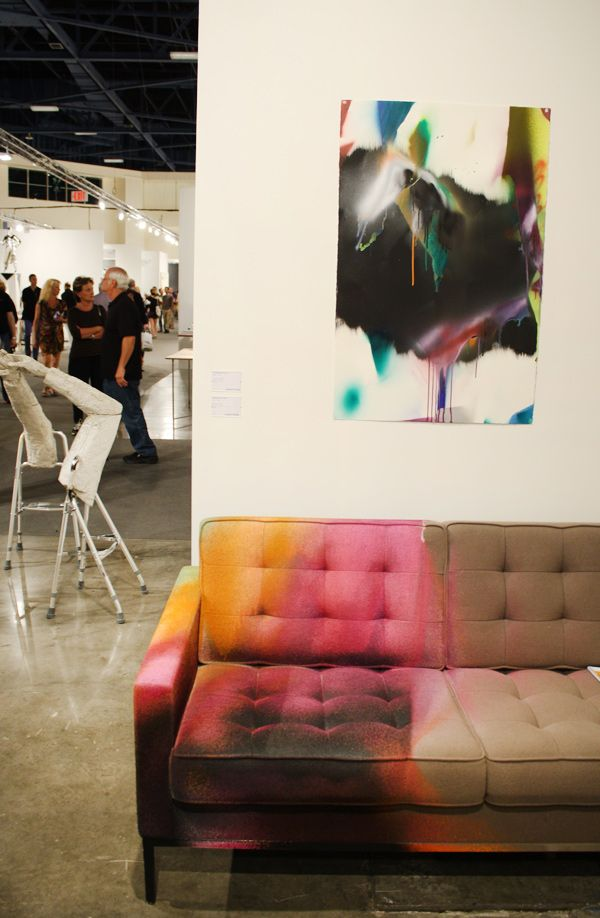 Art Basel Miami Beach 2012 Snapshots
