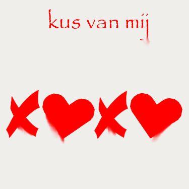 Kus Van Mij plaatjes op liefdesgedichten-liefdesgedicht.nl