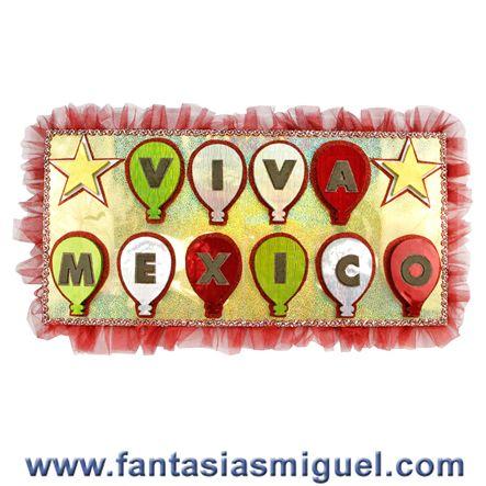 Letrero De Septiembre  - Como Hacer Manualidades - Fantasias Miguel