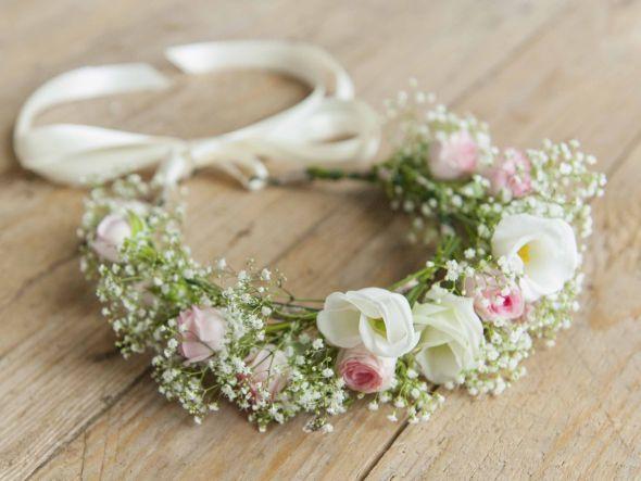 Blumenkränze selber machen - Schritt für Schritt Anleitung