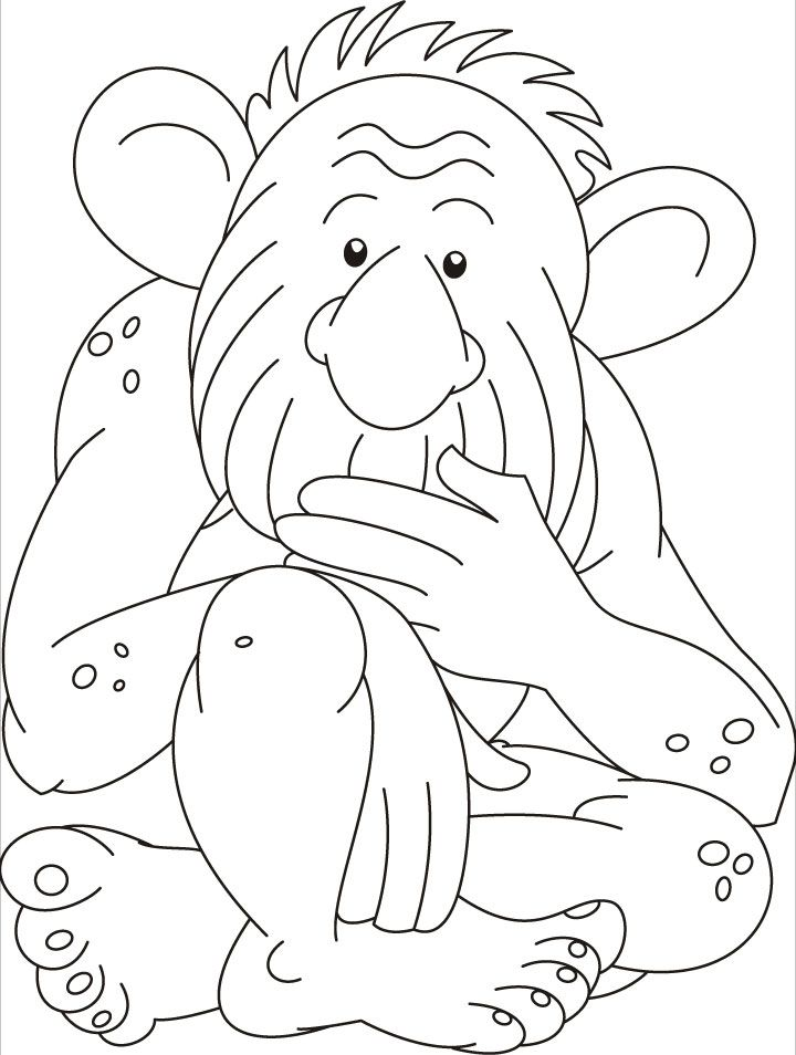 Very sad troll coloring pages | Download Free Very sad troll
