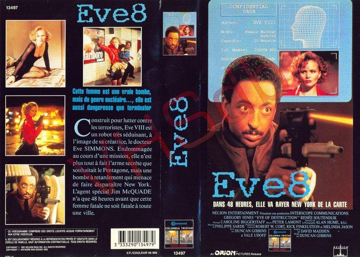 EVE 8 (EVE of DESTRUCTION, NELSON ENTERTAINMENT, 1991), VHS SECAM, GAUMONT COLUMBIA TRISTAR, SONY, RANSKA, what is the E.U., FRYE, Sylvia KRISTEL, Kathleen HANNA, Fairuza BALK, Bethany COSENTINO, Best Coast, Dylana SUAREZ, Natalie Off Duty, Natalie SUAREZ, style inspiration, vampyyrit, vidéothèque, kauhu, boheemi, hippi, tytöt, metallimusiikki, mallit, feminismi, tuliaseet, scène indie, bangs, hipster girl fashion, tyyli ja muoti, musique indé, hipsterit, bohemian girls, cool girl, metal…