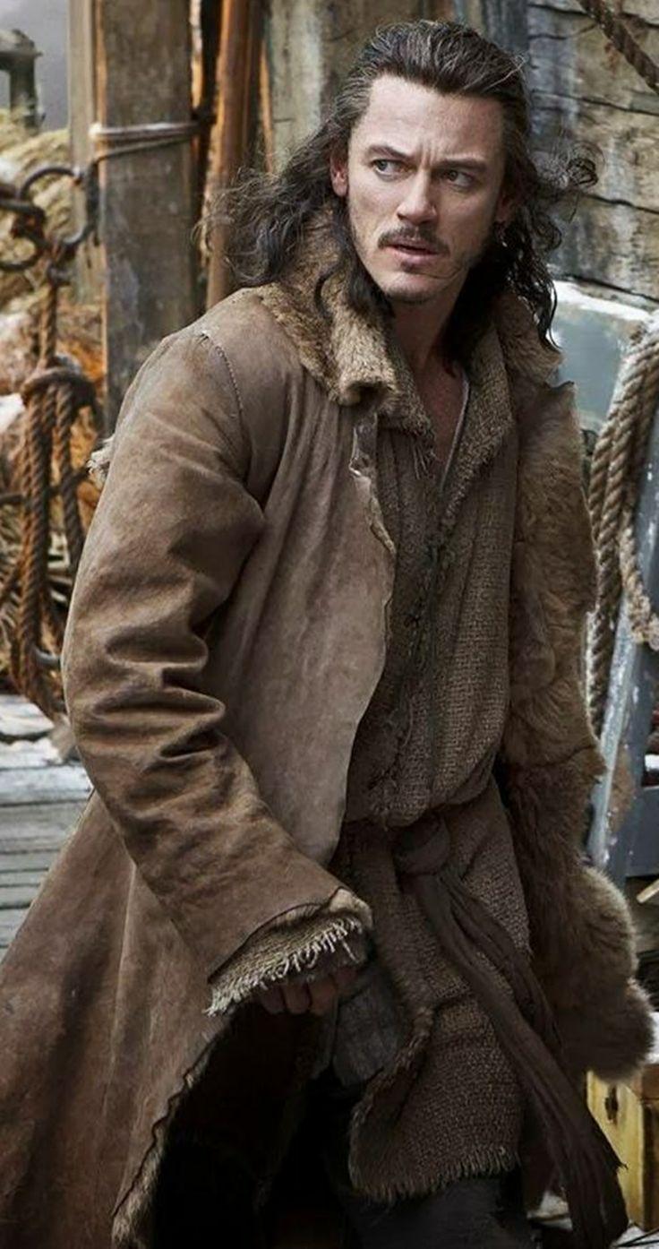 Luke Evans; Bard, The Hobbit: The Desolation of Smaug