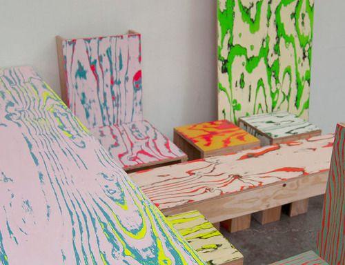 ColoRing Furniture Series | Schemata Architects (Jo Nagasaka)