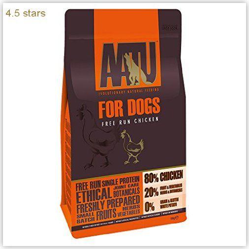 AATU Dog Food Chicken 10