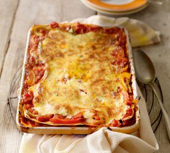Romige vegetarische lasagne - Recept - Jumbo Supermarkten