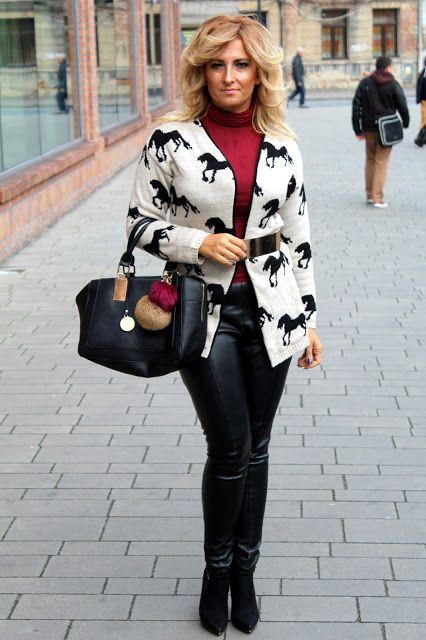 """"""" Moda jest sposobem na to, żeby powiedzieć, kim jesteś, zanim jeszcze się odezwiesz"""": Czarne konie"""
