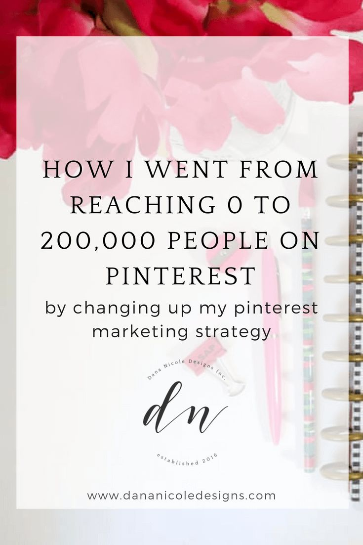 Learn how I used Pinterest marketing to increase my site traffic from 800% from Pinterest alone! Pinterest Marketing | Social Media Marketing | Pinterest Strategy | Pinterest For Business