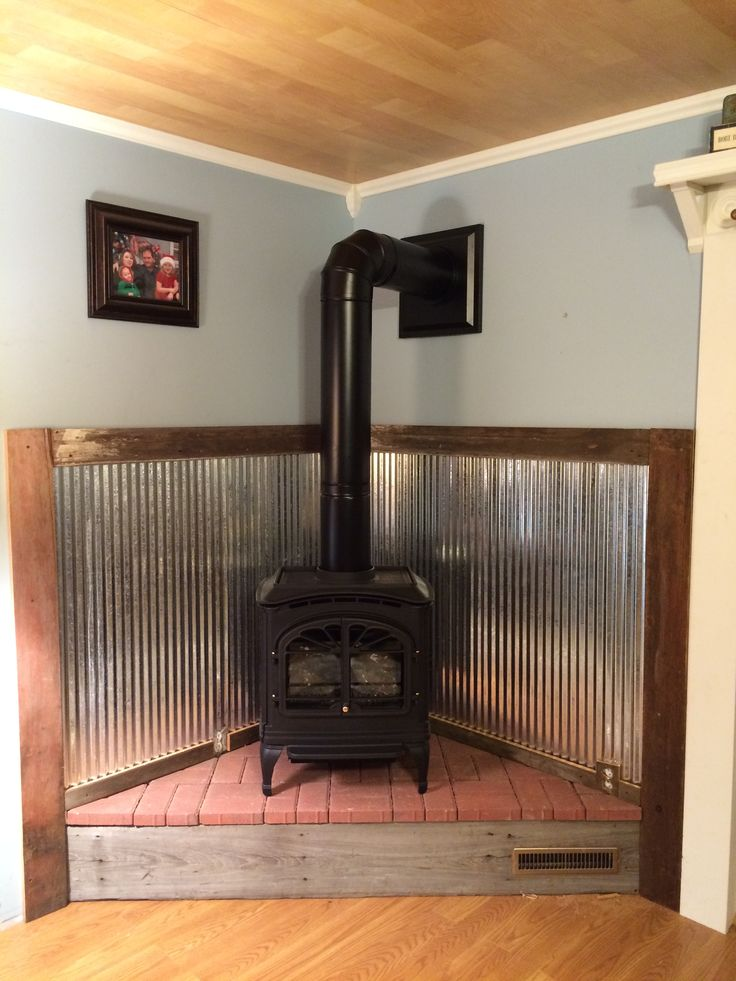 10 Images About Fireplace Stove Ideas On Pinterest