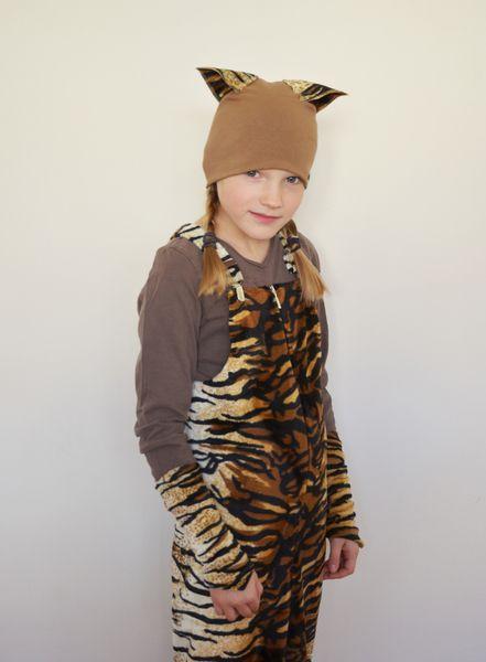 Kostüme für Kinder - Tiger Hose, 8-9 Jahre, Tigerkostüm - ein Designerstück von maii-berlin bei DaWanda