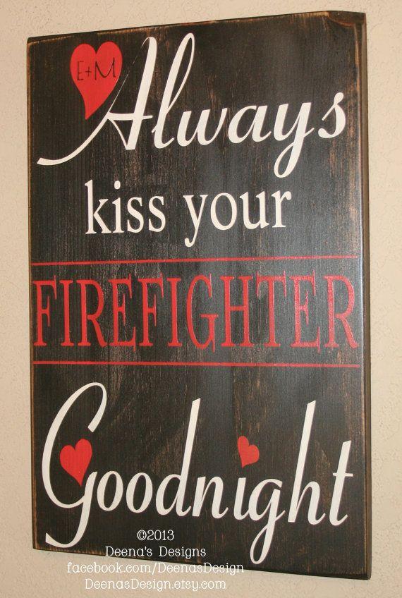Always kiss you ff goodnight!