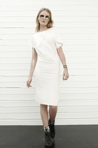 konsanszky_collection SS16_FLO natural dress
